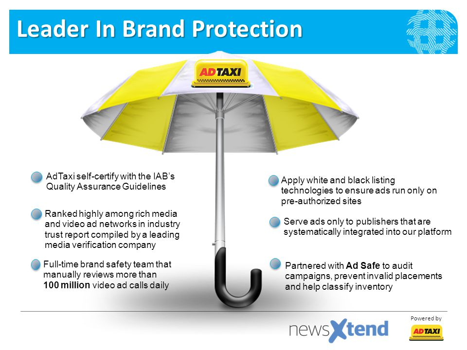 Leader In Brand Protection