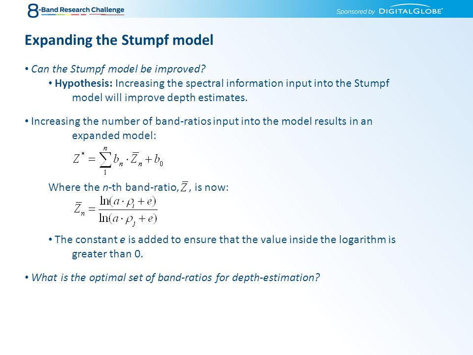 Expanding the Stumpf model