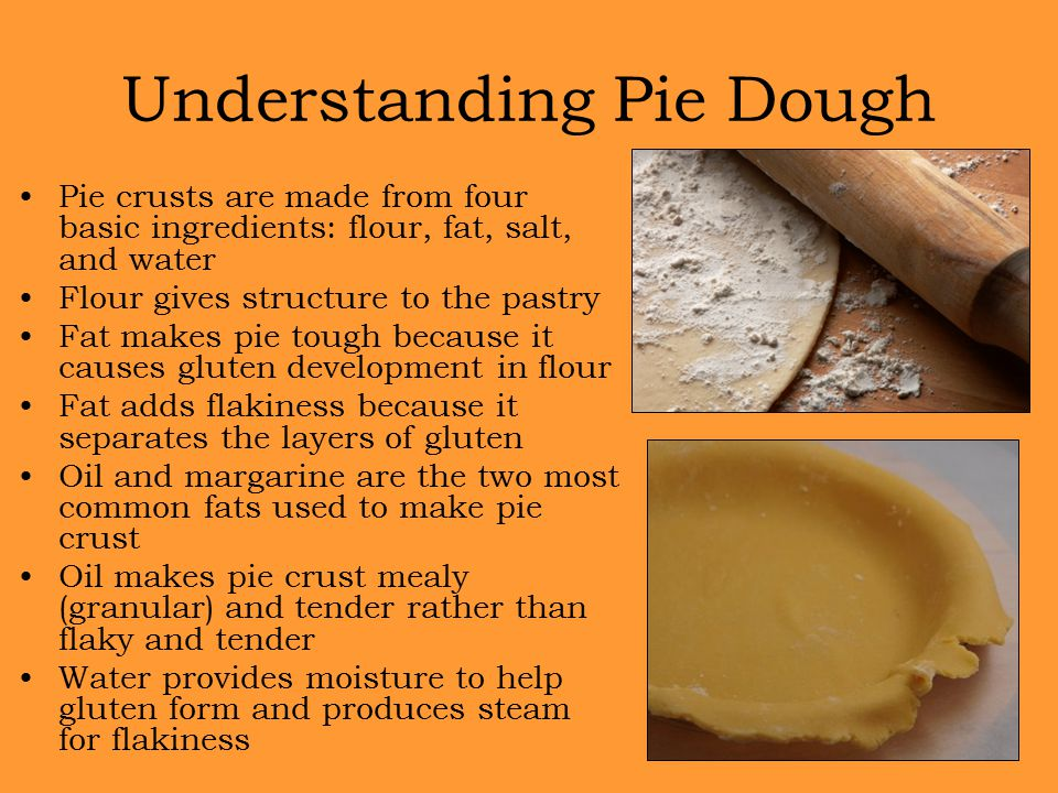 Understanding Pie Dough