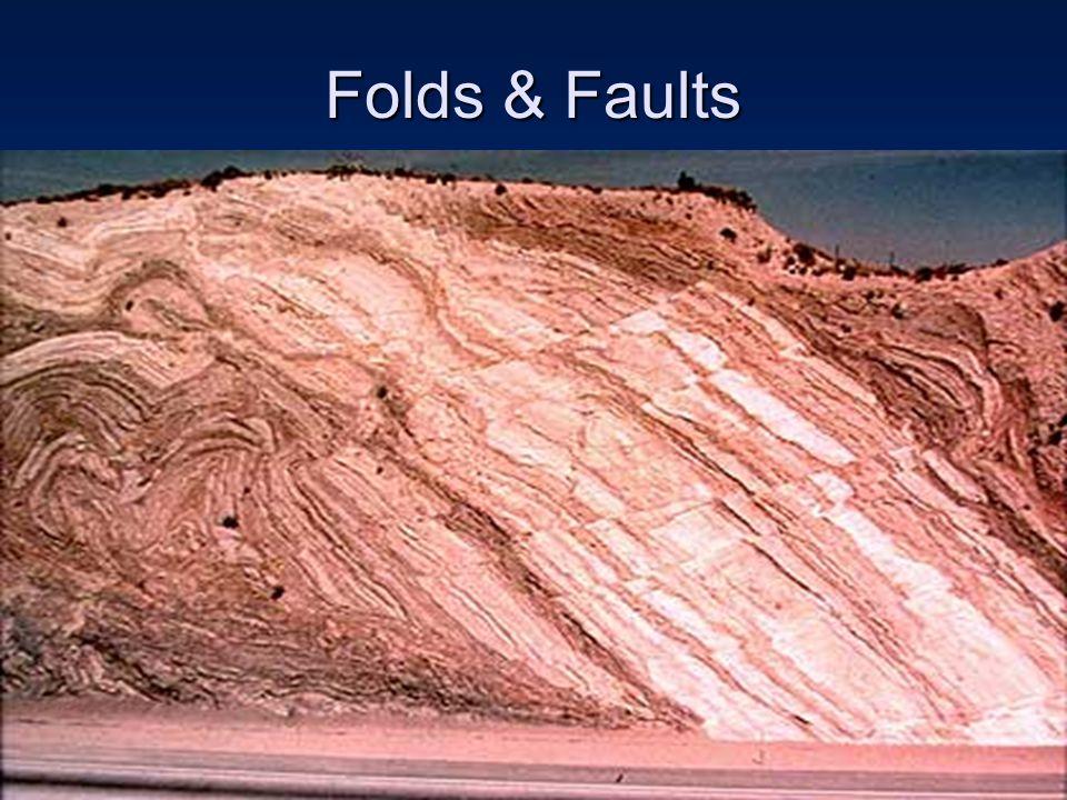Folds & Faults