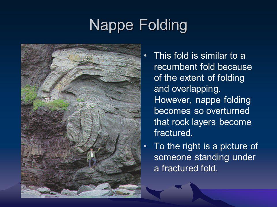 Nappe Folding