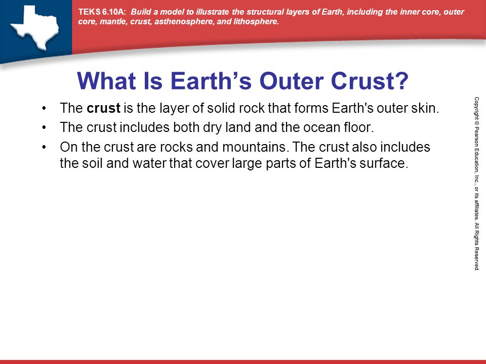 What Is Earth's Outer Crust