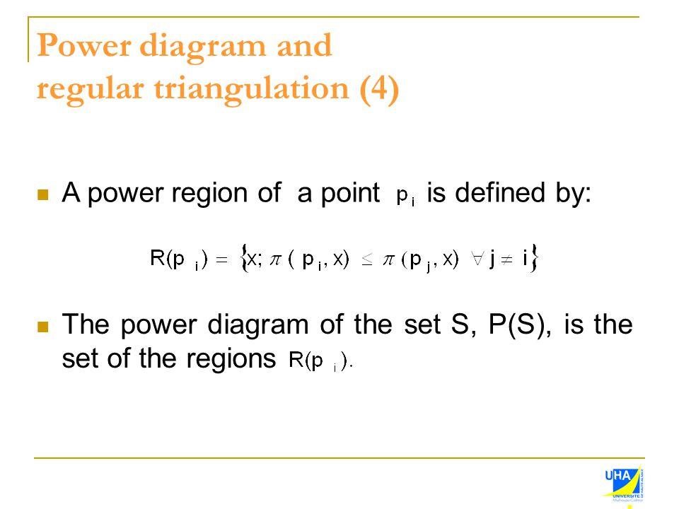 regular triangulation (4)