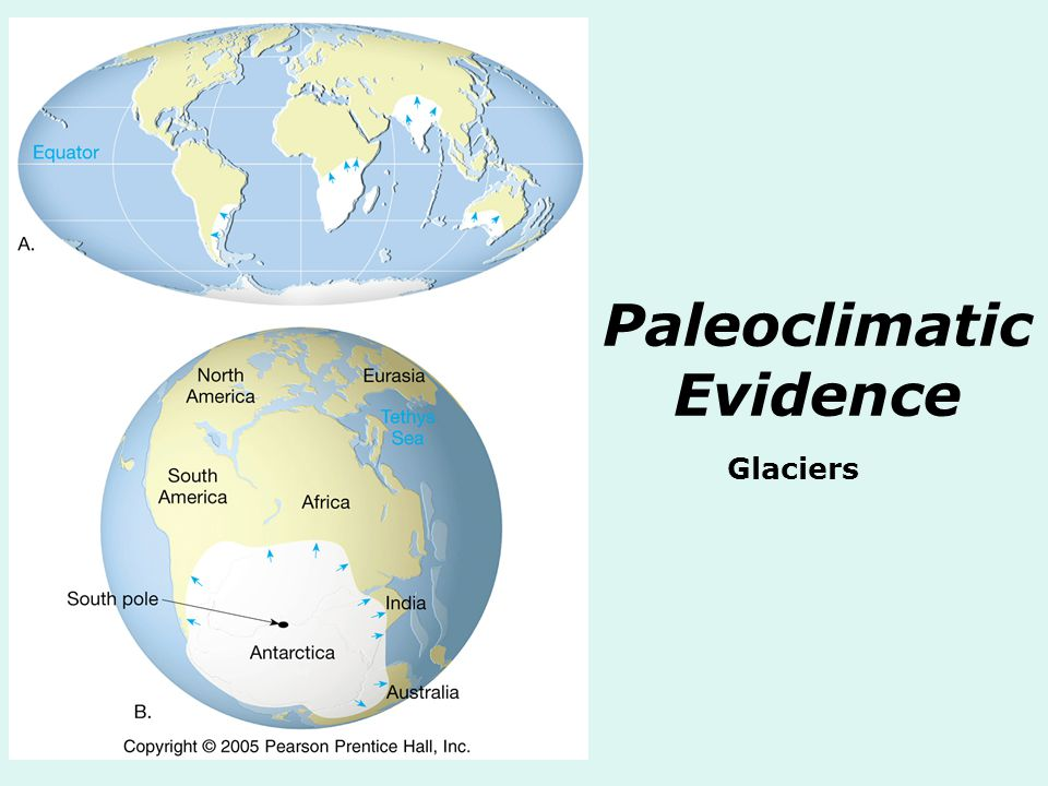 Paleoclimatic Evidence