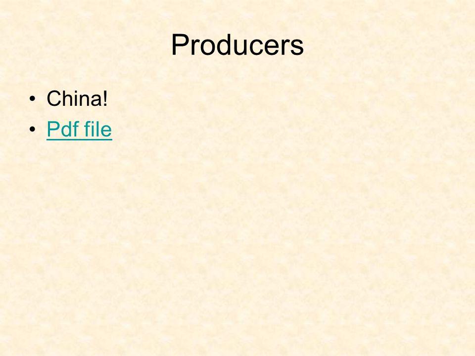 Producers China! Pdf file