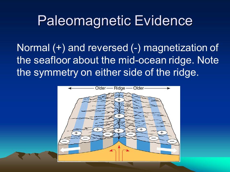 Paleomagnetic Evidence