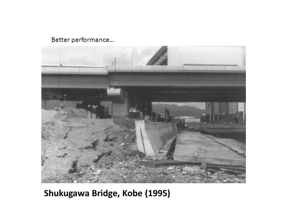 Shukugawa Bridge, Kobe (1995)