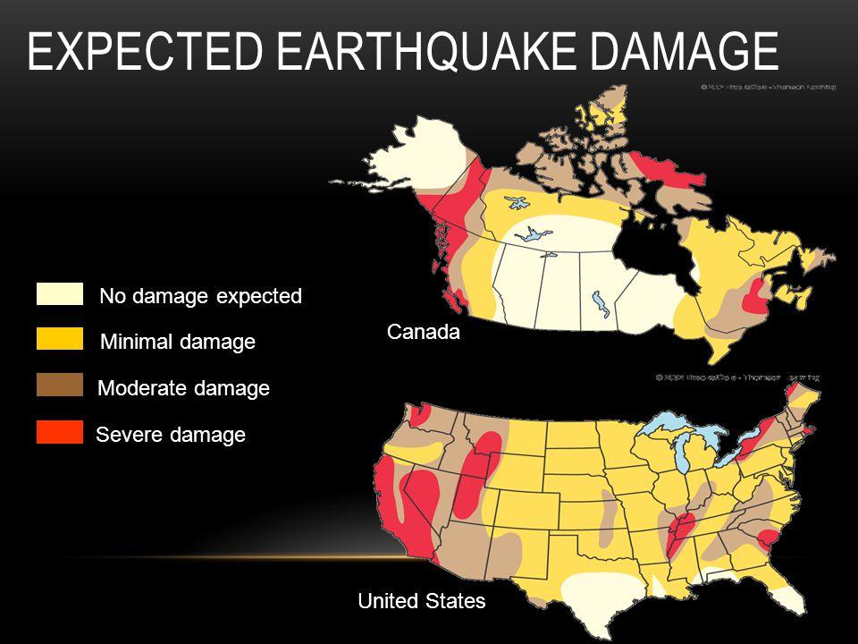 Expected Earthquake Damage