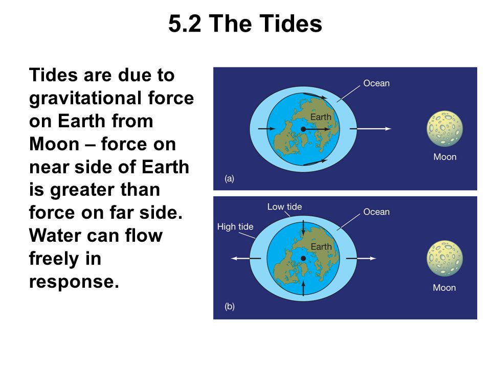 5.2 The Tides