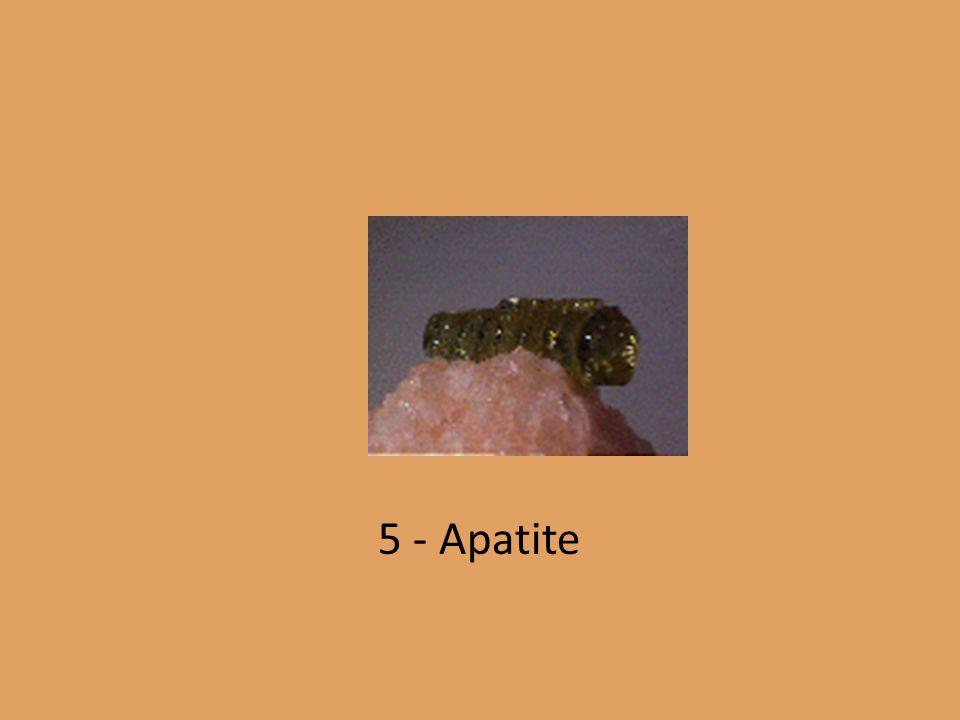 5 - Apatite