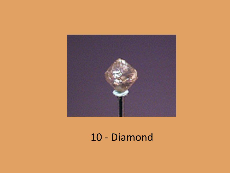 10 - Diamond