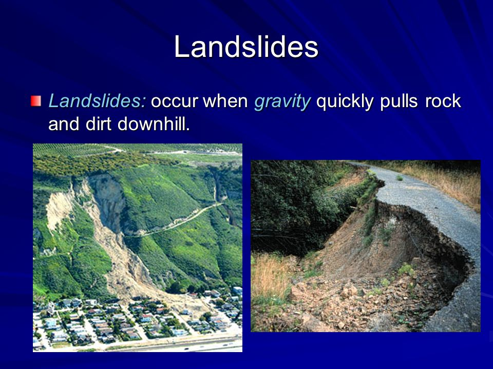constructive amp destructive forces on landforms ppt video