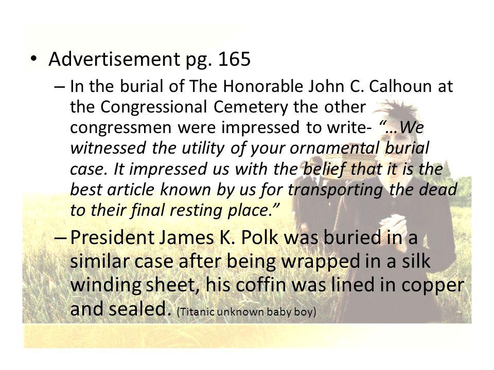 Advertisement pg. 165