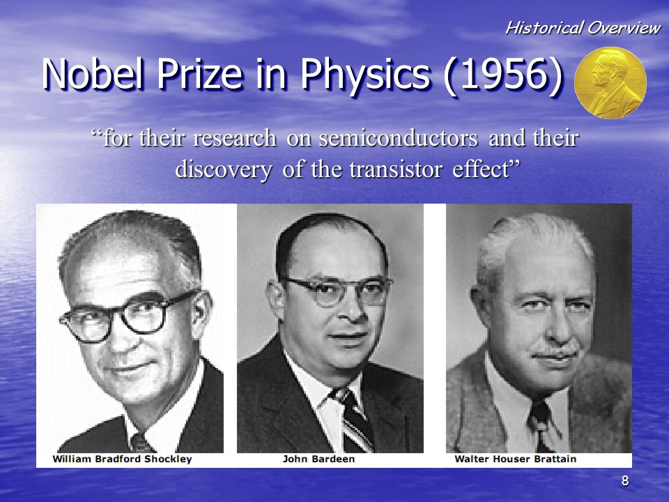 Nobel Prize in Physics (1956)