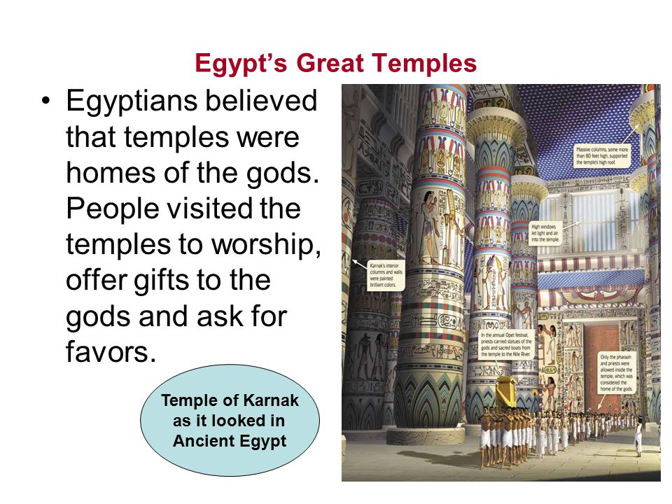 Egypt's Great Temples