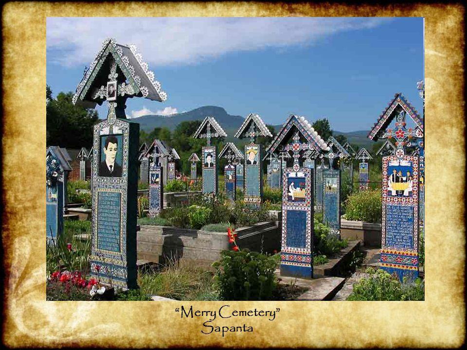 Merry Cemetery Sapanta