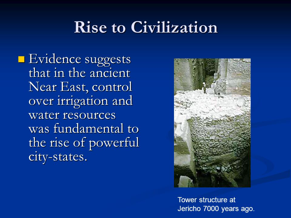 Rise to Civilization