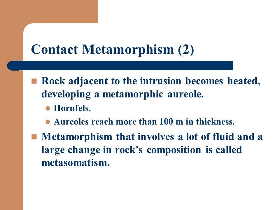 Contact Metamorphism (2)