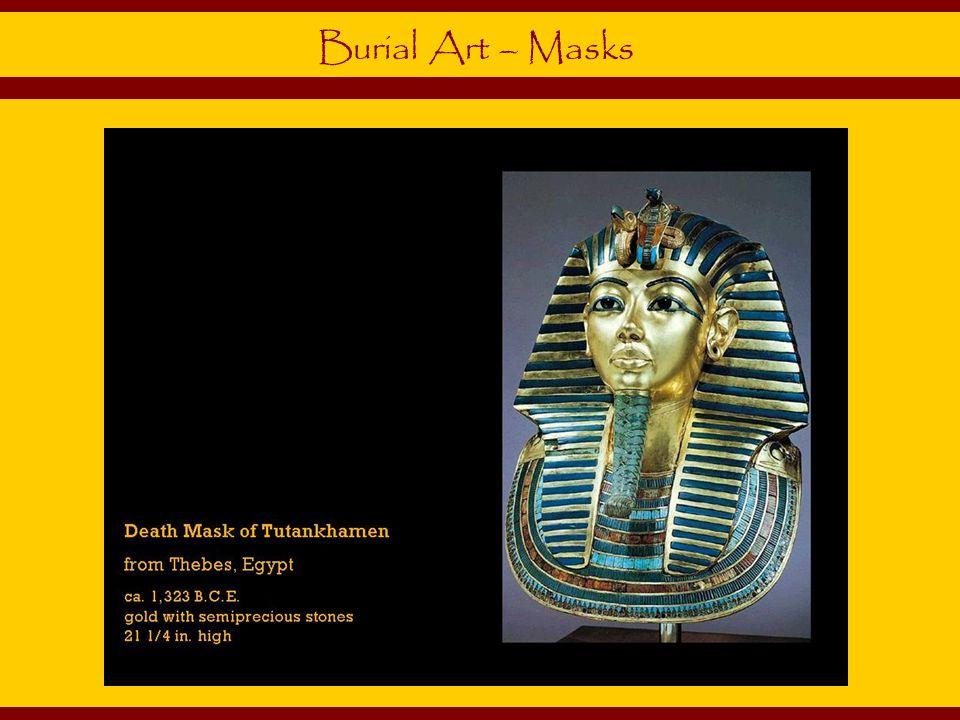 Burial Art – Masks