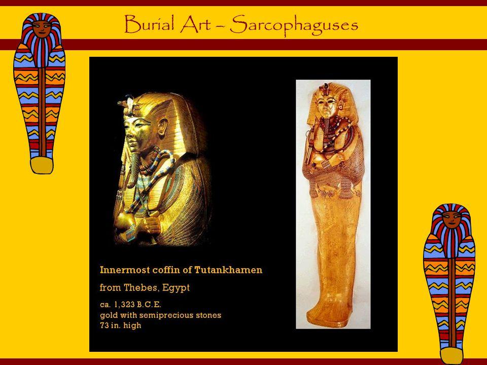 Burial Art – Sarcophaguses