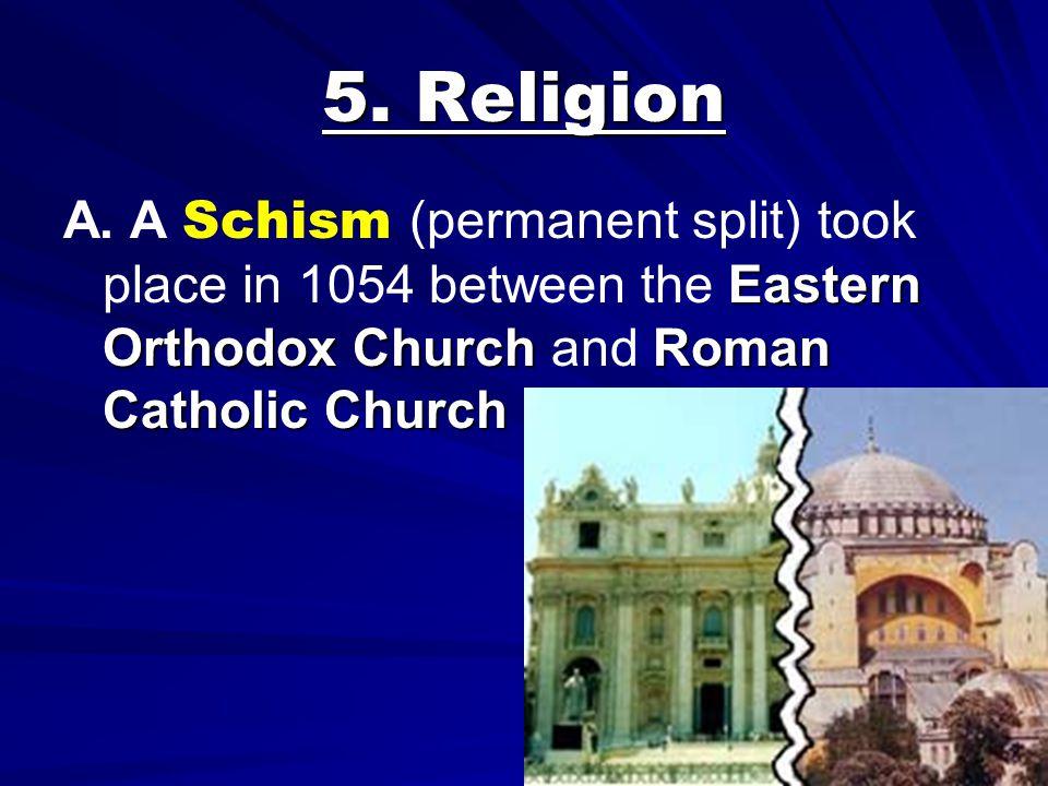 5. Religion A.