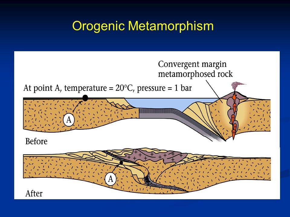 Orogenic Metamorphism