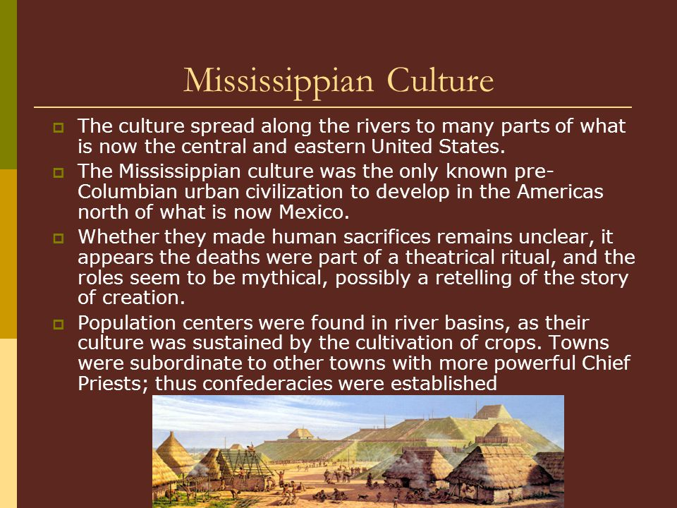Mississippian Culture