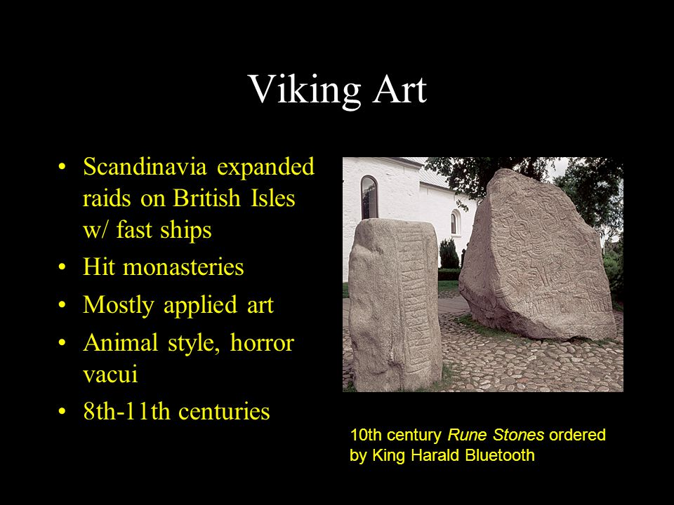 Viking Art Scandinavia expanded raids on British Isles w/ fast ships