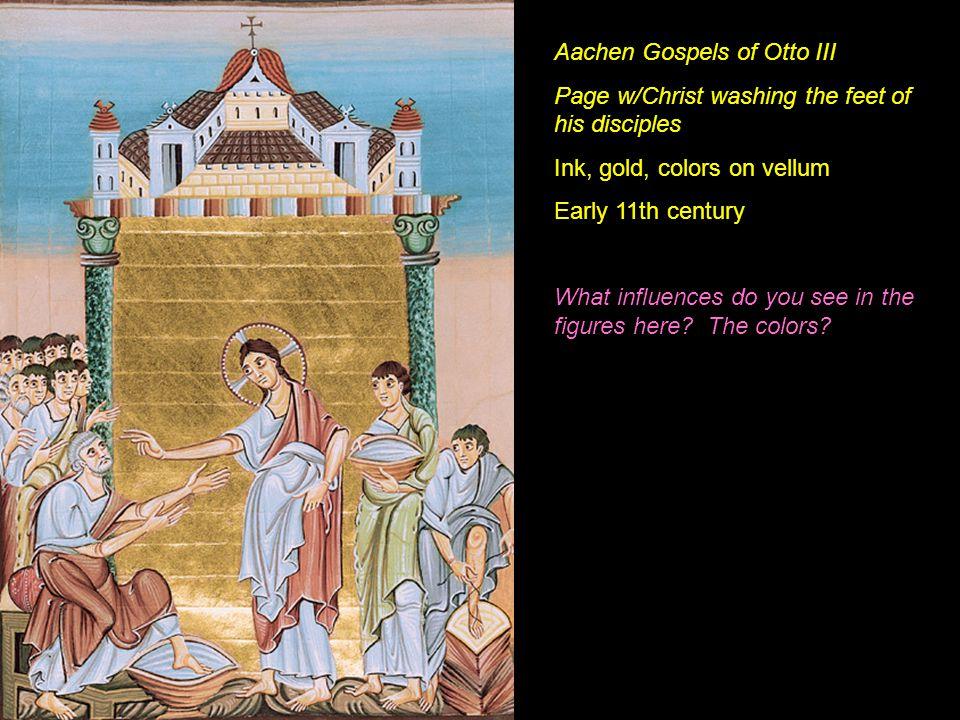 Aachen Gospels of Otto III