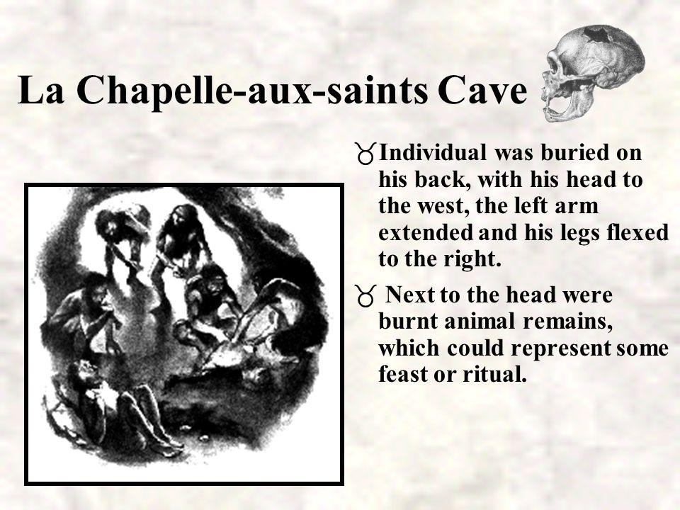La Chapelle-aux-saints Cave