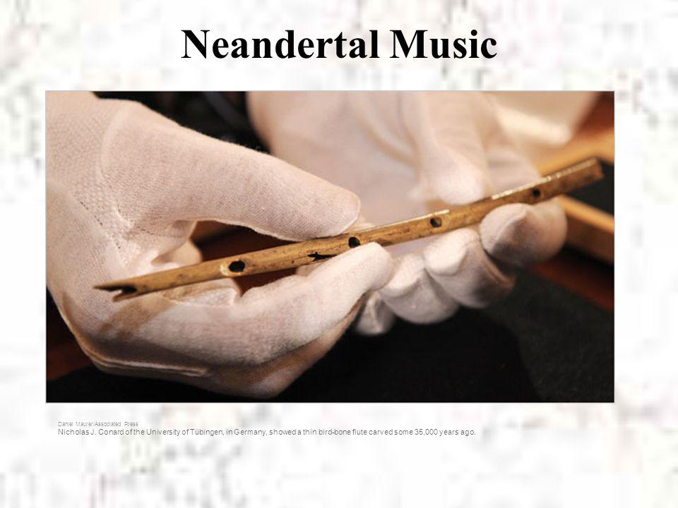 Neandertal Music