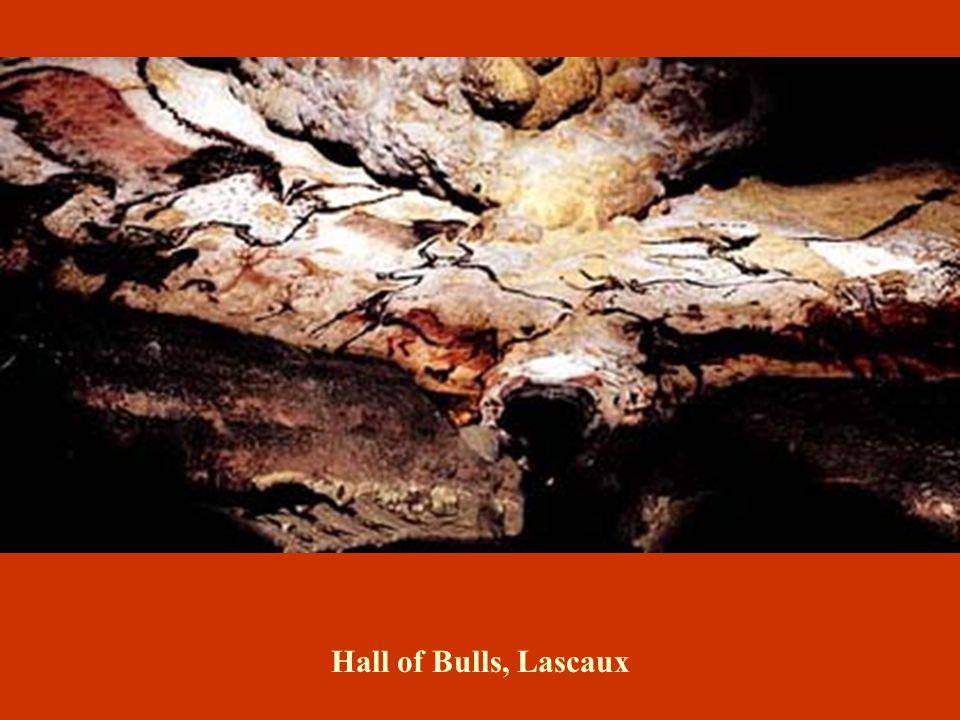 Hall of Bulls, Lascaux