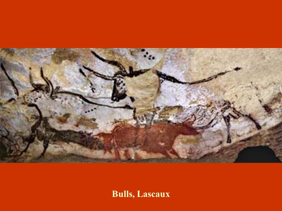 Bulls, Lascaux