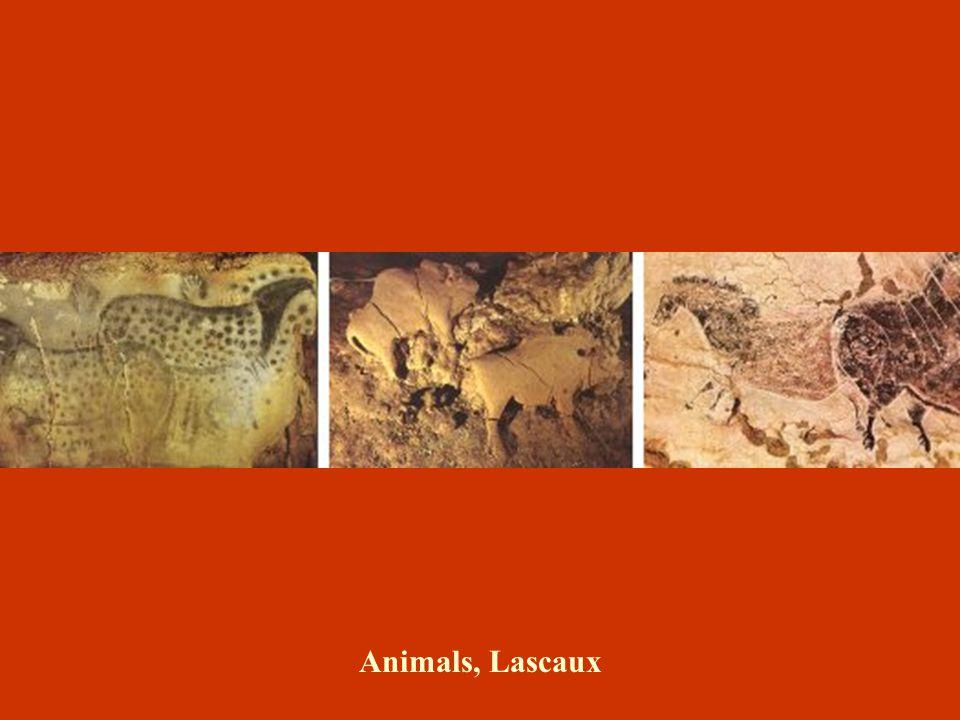 Animals, Lascaux