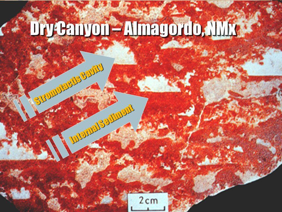 Dry Canyon – Almagordo, NMx