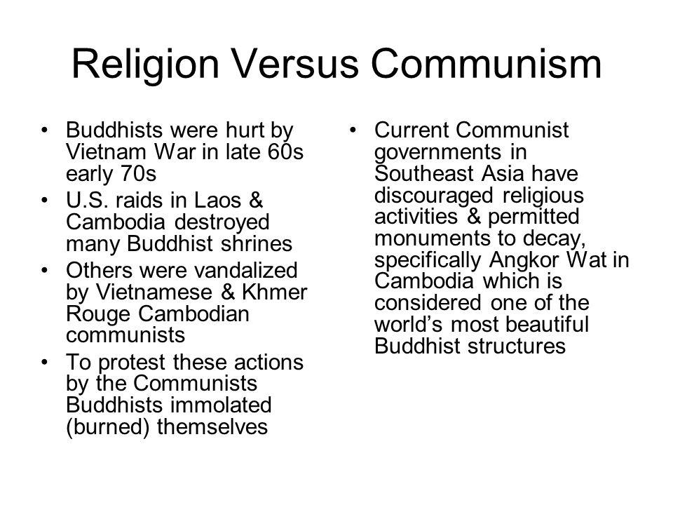 Religion Versus Communism