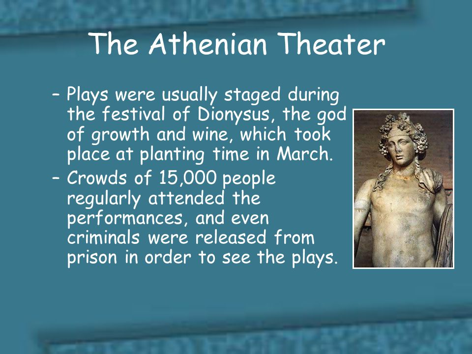 The Athenian Theater