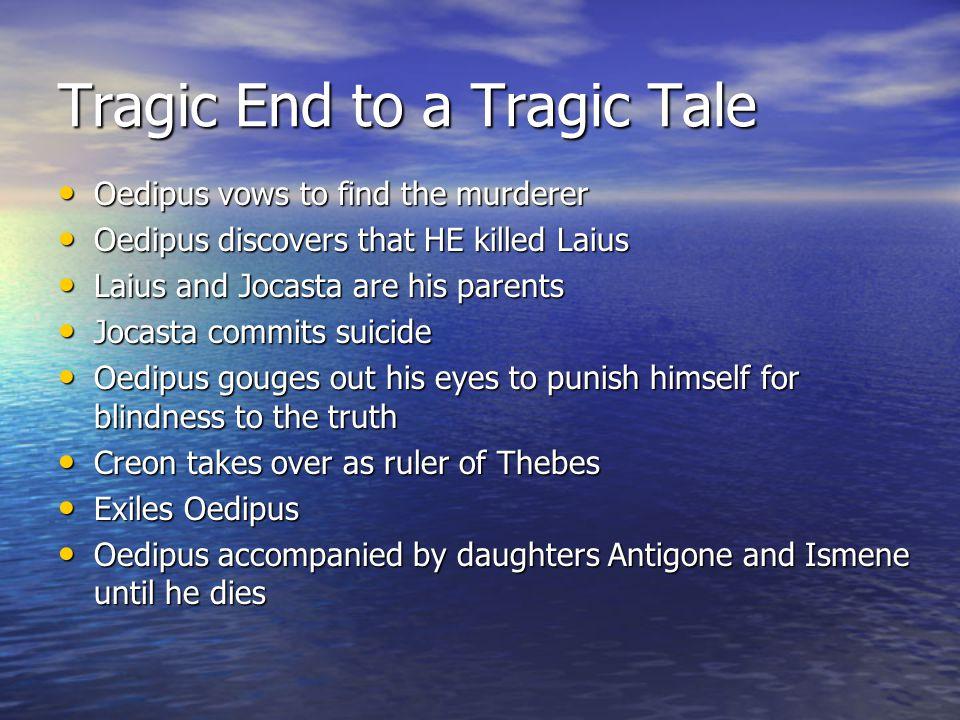 Tragic End to a Tragic Tale