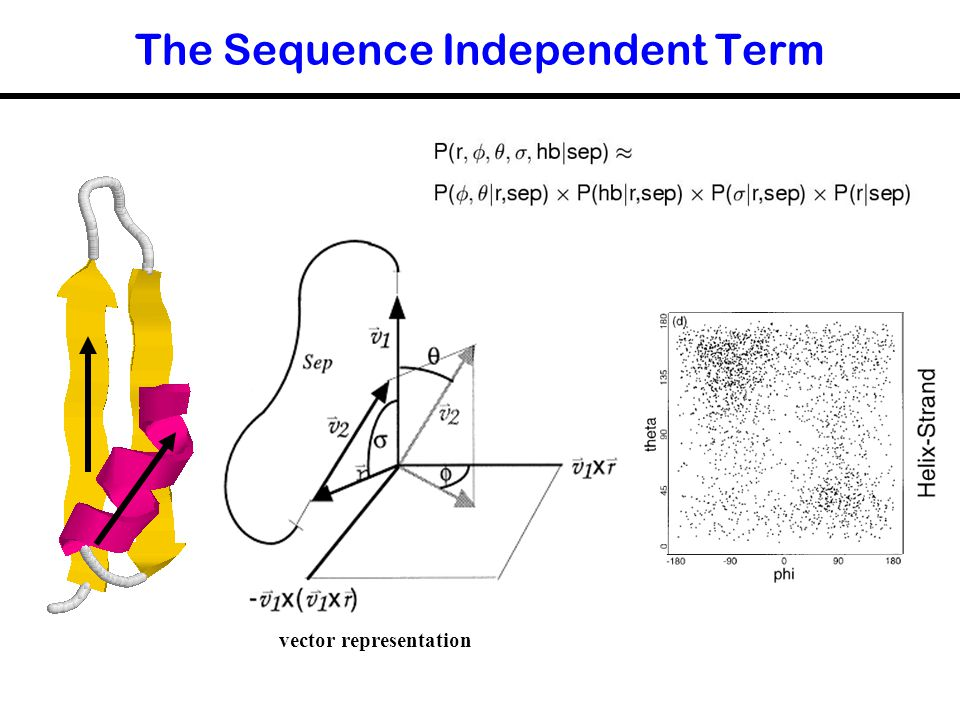 The Sequence Independent Term