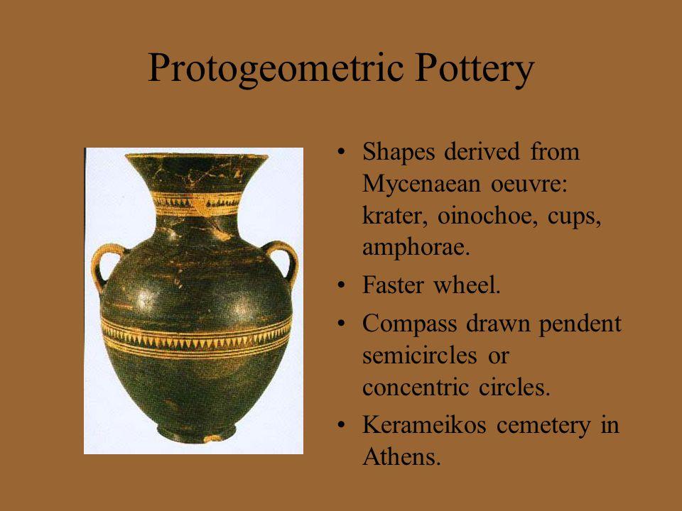 Protogeometric Pottery