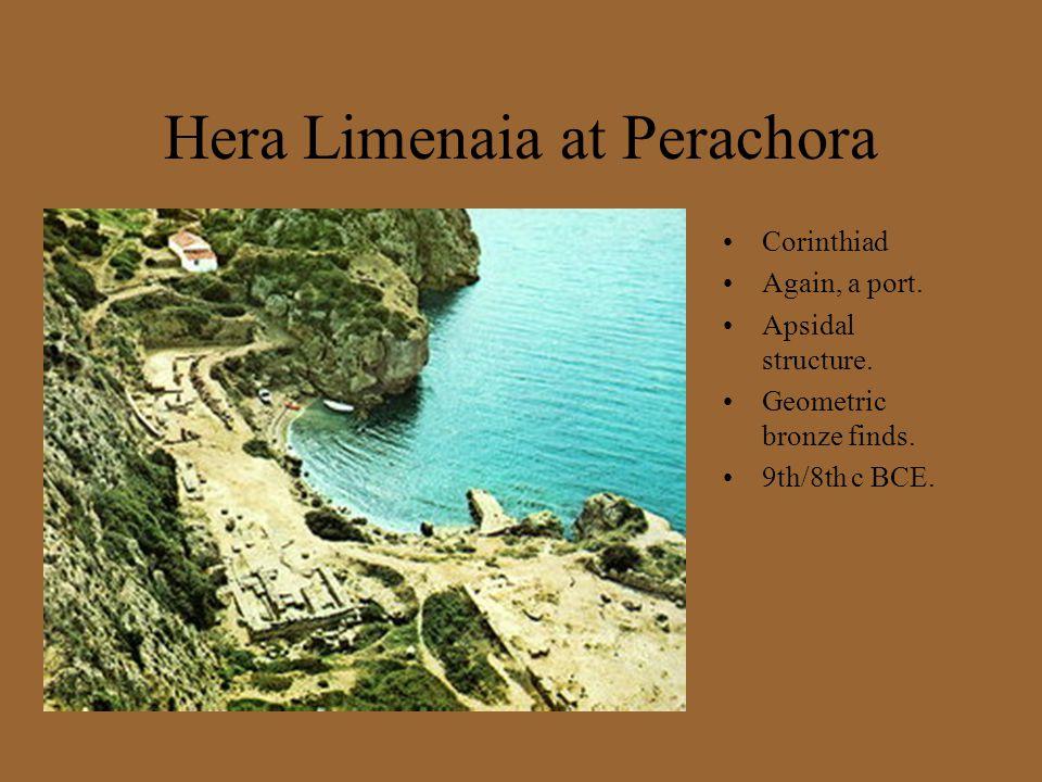Hera Limenaia at Perachora