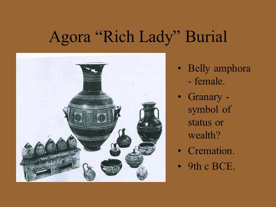 Agora Rich Lady Burial