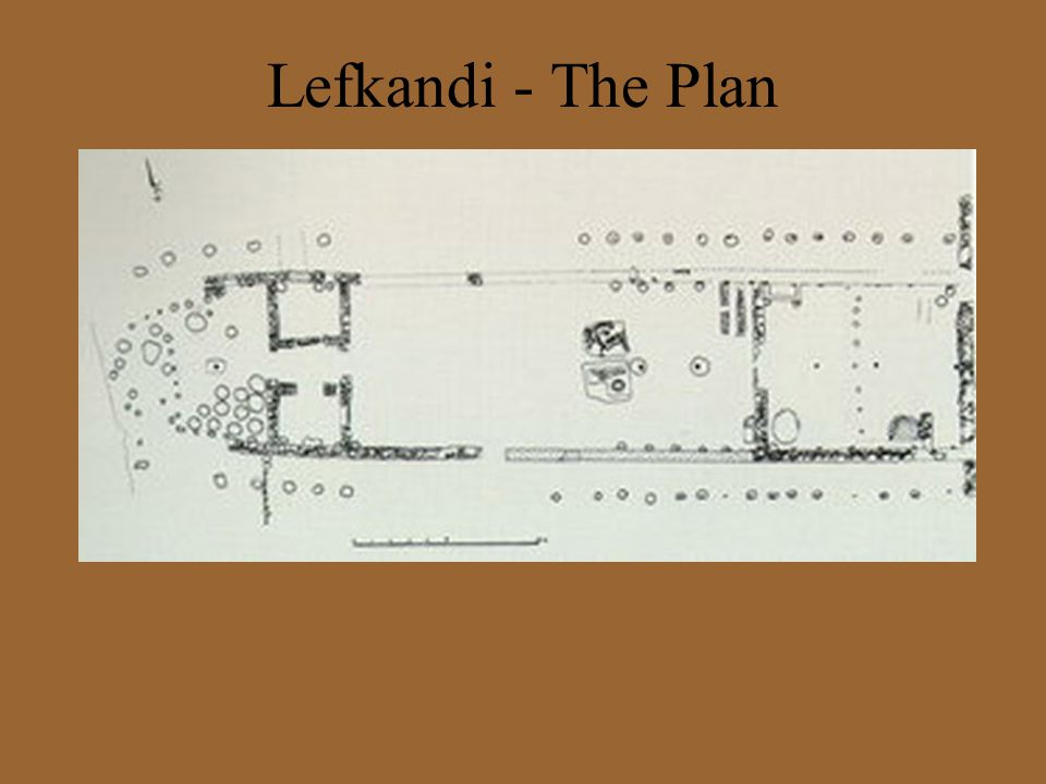 Lefkandi - The Plan