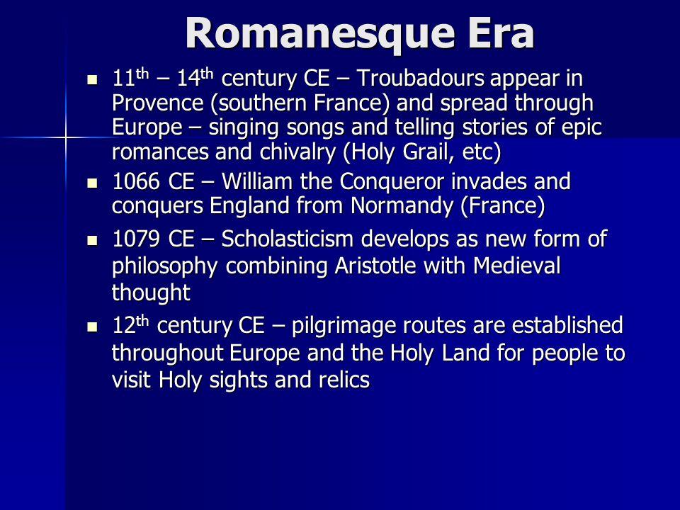Romanesque Era