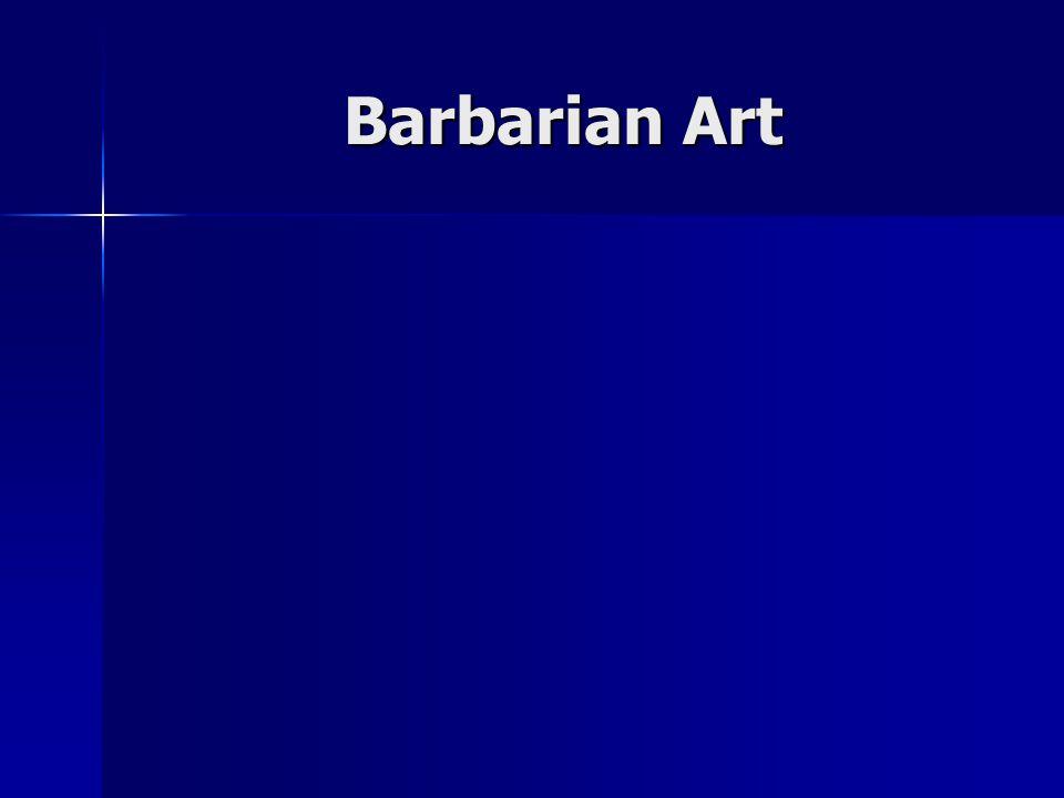 Barbarian Art