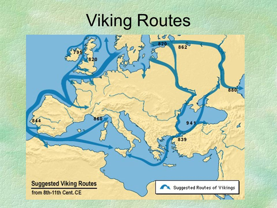 Viking Routes