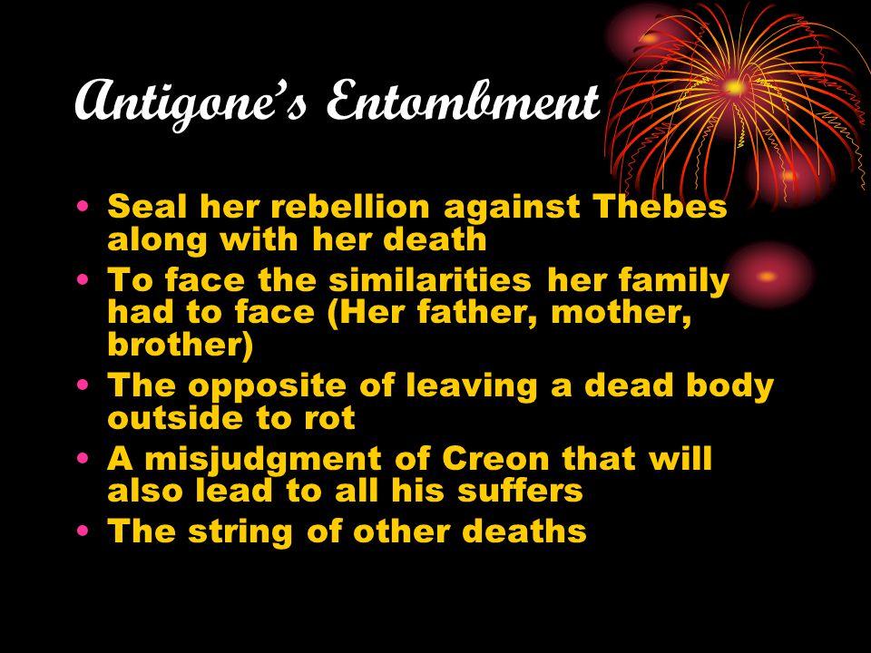 Antigone's Entombment