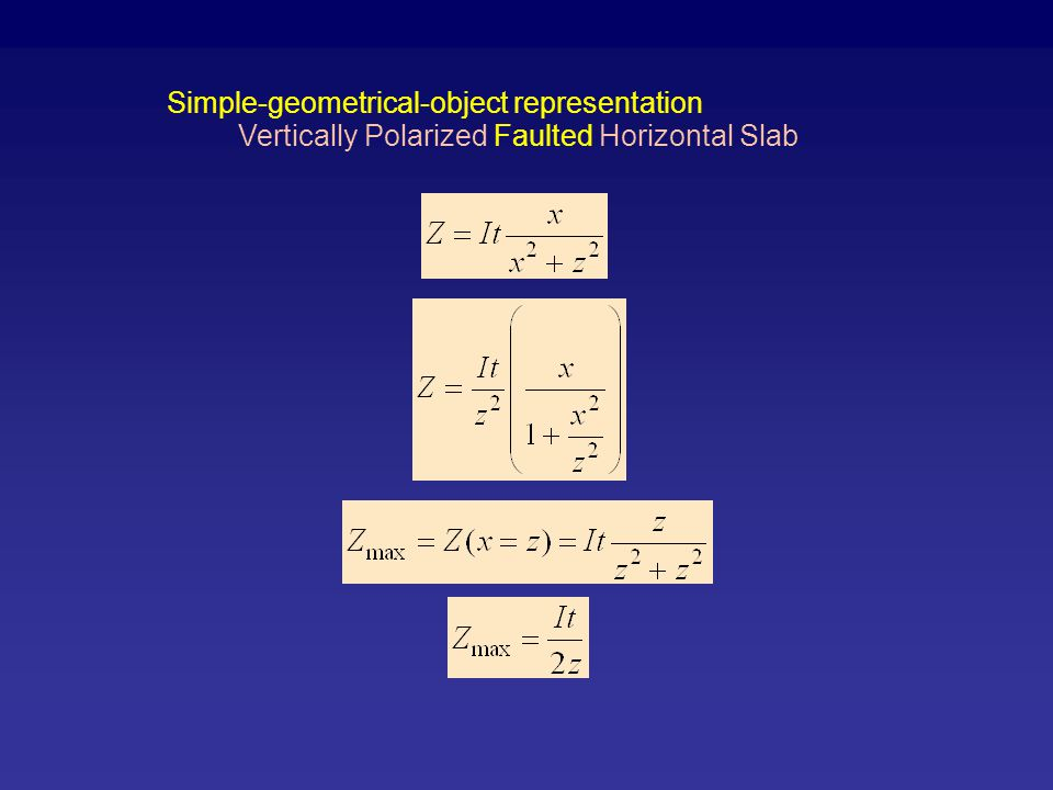 Simple-geometrical-object representation