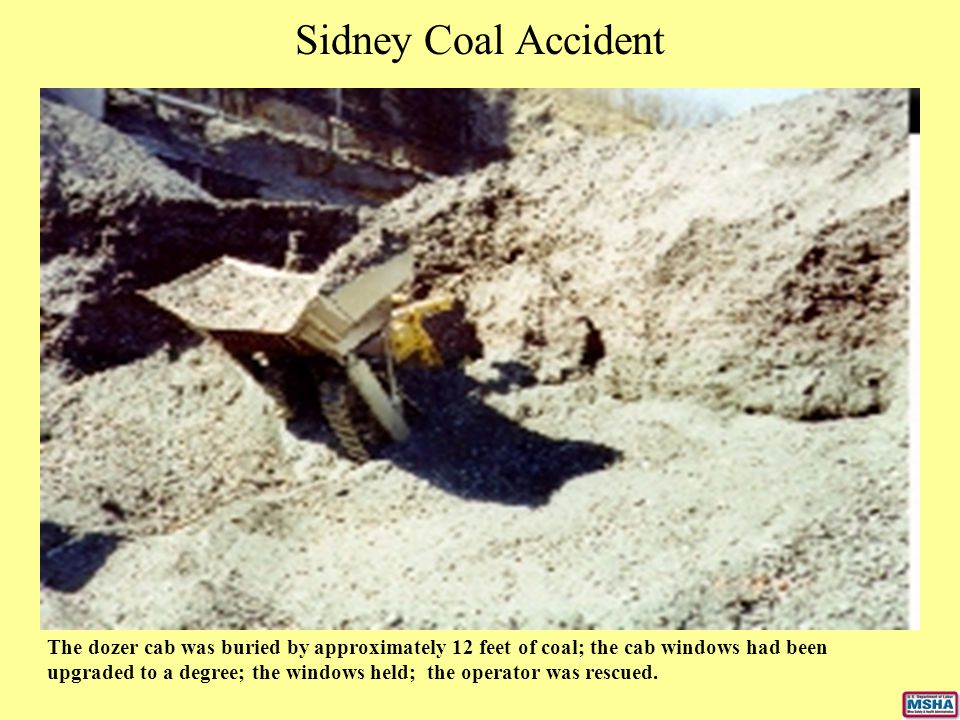 Sidney Coal Accident