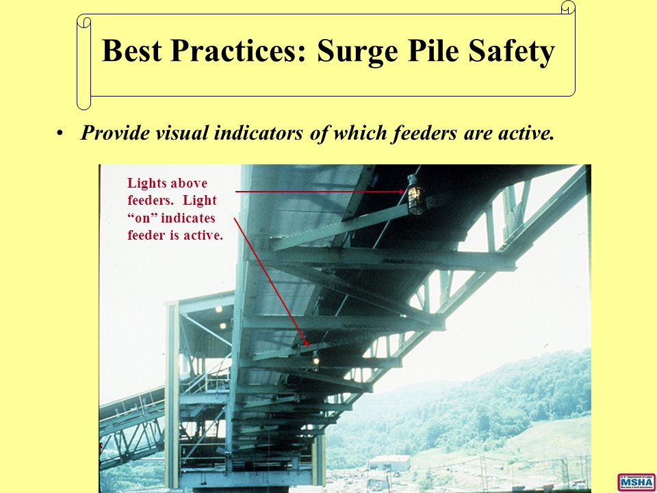 Best Practices: Surge Pile Safety